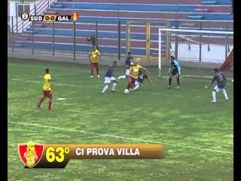 CAMPIONATO ECCELLENZA - DECIMA GIORNATA: SUDEST F.C. - GALLIPOLI FOOTBALL 0-1