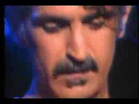 frank zappa performs cosmic debris