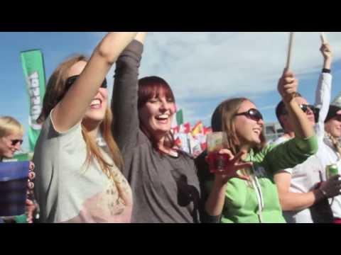 Barilla | Mikaela Shiffrin | Ski Season Opening 2013-2014 Solden, Austria