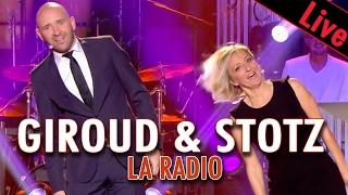 CECILE GIROUD & YANN STOTZ - La Radio / Live dans les Années Bonheur