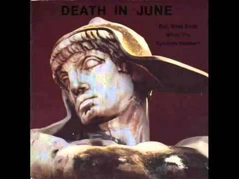 Death In June - Death Is The Martyr Of Beauty