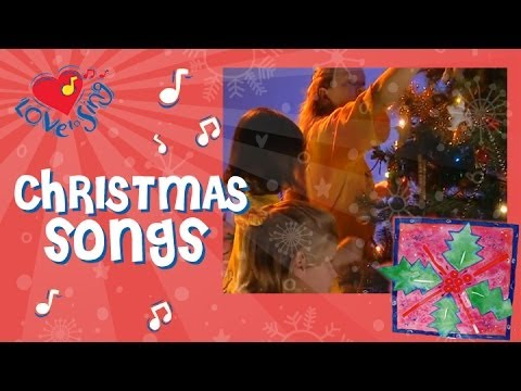 Deck the Halls   Christmas Song by Kids   Children Love to Sing Xmas Songs