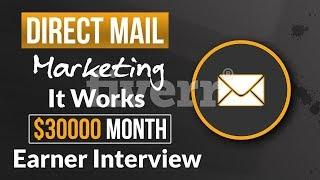 Six Figure Stamp Club Direct Mail Review Proof Video Marketing It Works 30000 Month Earner Interview