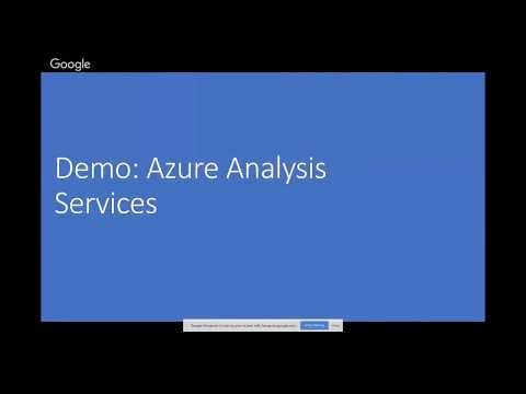 Getting Started with Azure Analysis Services