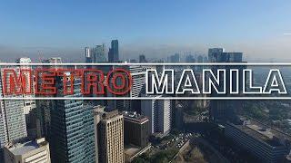 Metro Manila - Philippines [1080p]