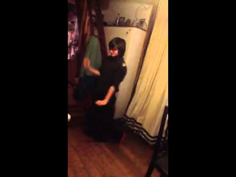 My Little Brother Dancing To Delish