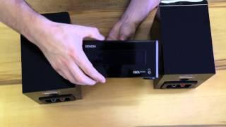 Denon N5 Micro System