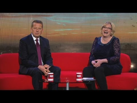 Breakfast news with Bill Turnbull - The Sarah Millican Television Programme Preview - BBC Two