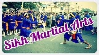 Sikh Martial Art - part 3 (Katar)