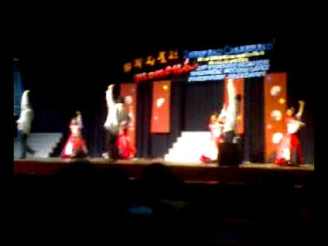 Ulmc 'o9 - Philippine Folk Dance - Miligoy De Cebu - Con   Nursing video