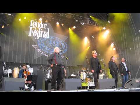 40 years Tønder Festival - Northwest passage - Bruce Guthro, Alan Doyle, Oysterband & Brian McNeill