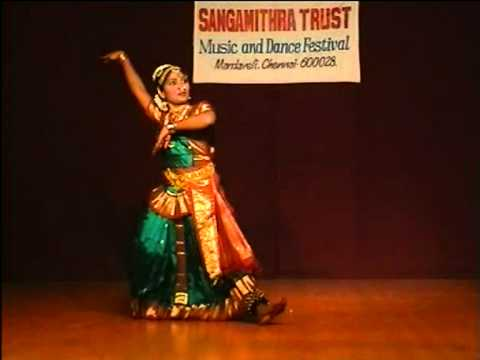 bharathanatyam performance by karthiha