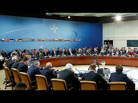'We don't want a Cold War', NATO tells Russia