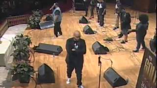 Zacardi Cortez Video - James Fortune and FIYA- Let Your Power Fall