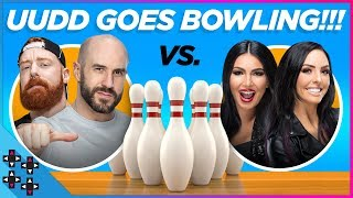 UUDD GOES BOWLING: THE IICONICS vs. THE BAR - Round One