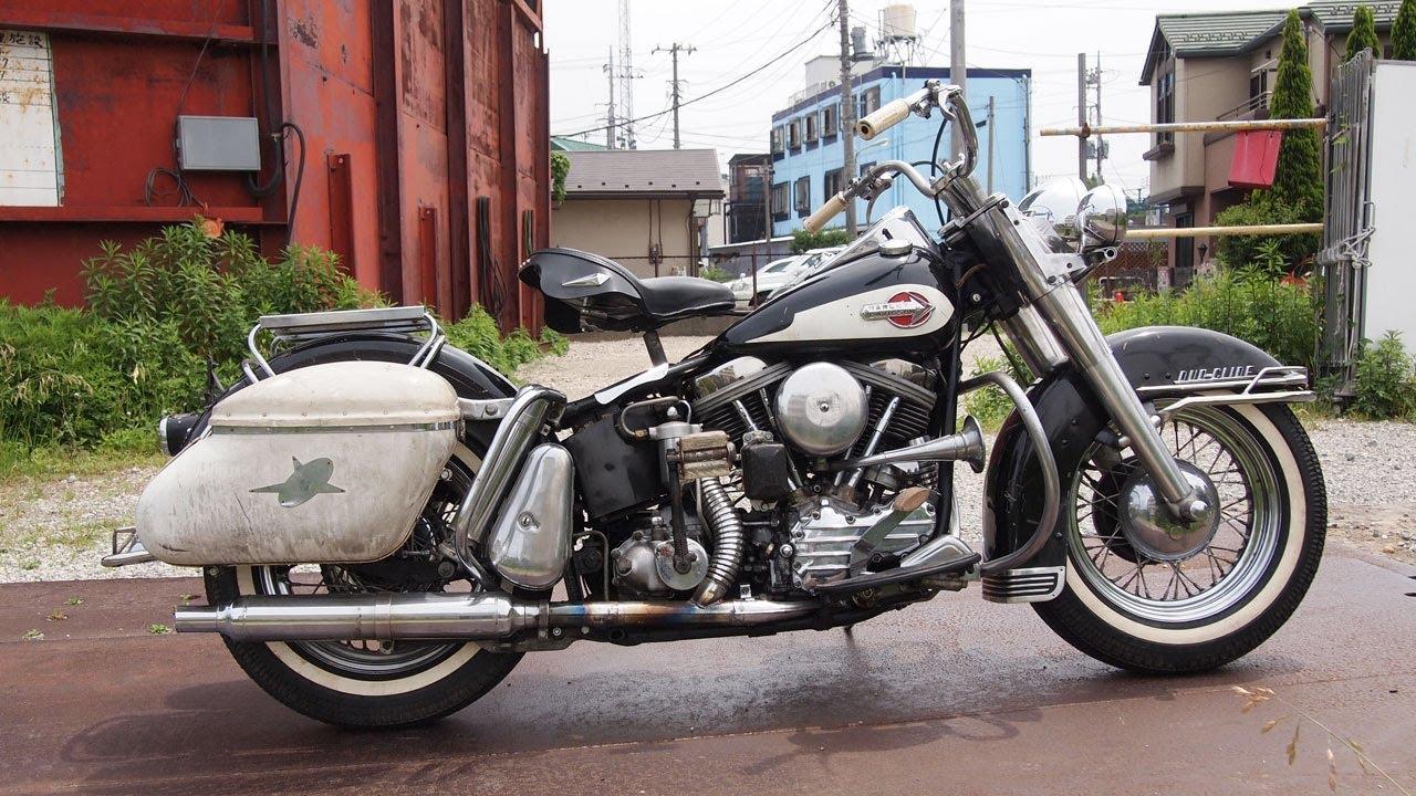1959 Fl Harley Davidson Panhead