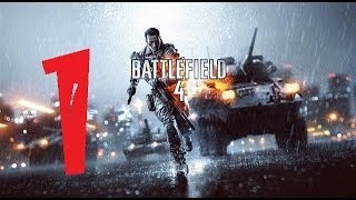 Battlefield 4 Walkthrough Part 1 PS3