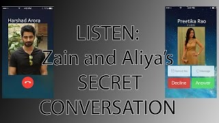 LISTEN : Zain and Aaliya