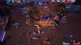 HOTS-Hero League Placements-Game 4