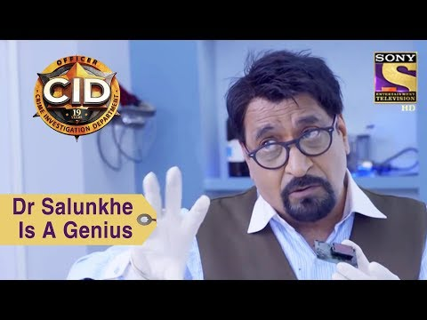 Your Favorite Character | Dr. Salunkhe Is A Genius | CID