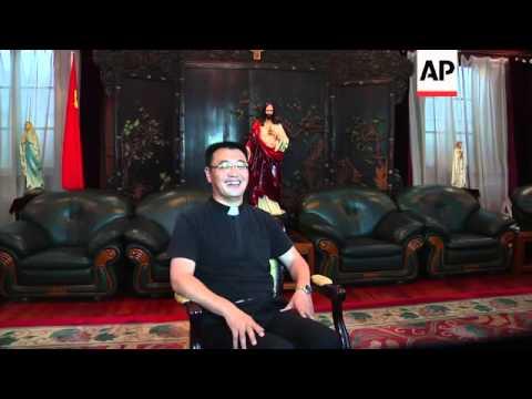 Catholics hope pope's SKorea visit, will lead to Beijing-Vatican relations
