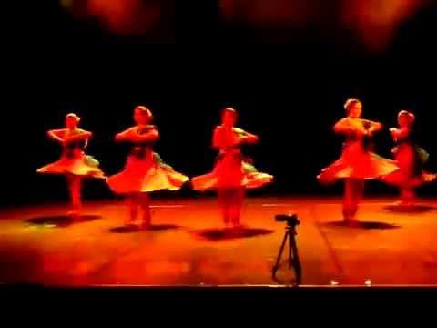 Kaahe Chhed Mohe - Kathak - Saathi Dance Group