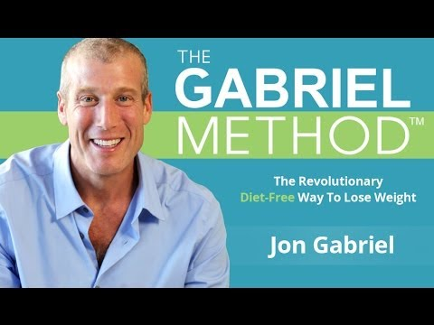 jon gabriel weight loss meditation