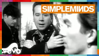Watch Simple Minds See The Lights video