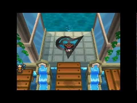 Pokemon Black 2 Playthrough - Part 21 - Gym Leader Marlon!