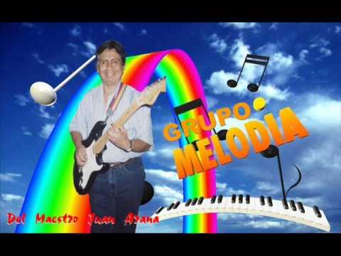 grupo melodia mix