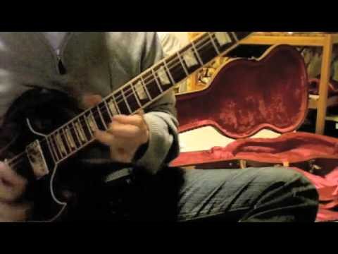 Hard Rock Guitar Solo