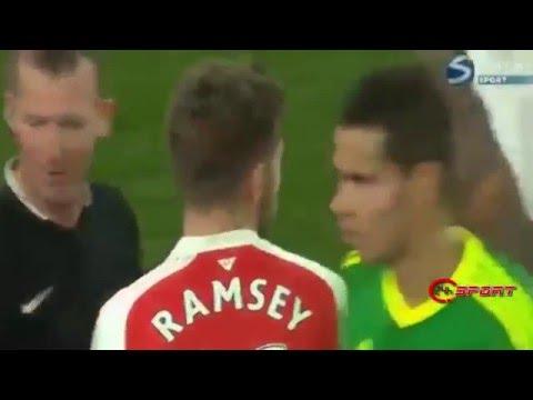 Arsenal vs Sunderland 3 1 All Goals Highlights 05 desember 2015