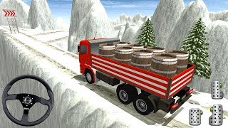3D Truck Driving Simulator - Real Driver Offroad - Android Gameplay