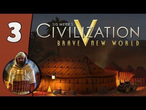 Civilization V Daily #1: Morocco - Part 3