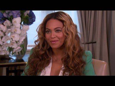 Beyonce Interview 2013: New Movie 'Epic,' Blue Ivy and More Children