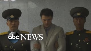 What happened when  Otto Warmbier was detained in North Korea: Part 2