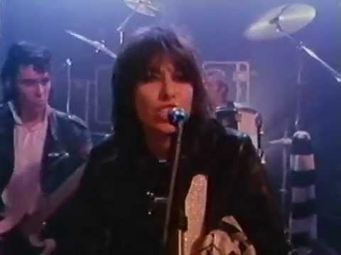 The Pretenders - Tattooed Love Boys