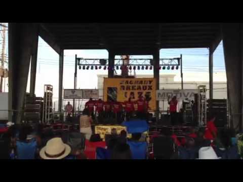 Texas Brass Band @ Zachary Breaux Jazz Festival