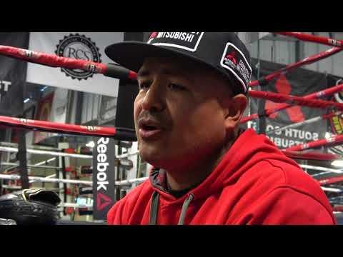mikey garcia vs keith thurman robert garcia breaks it down EsNews Boxing