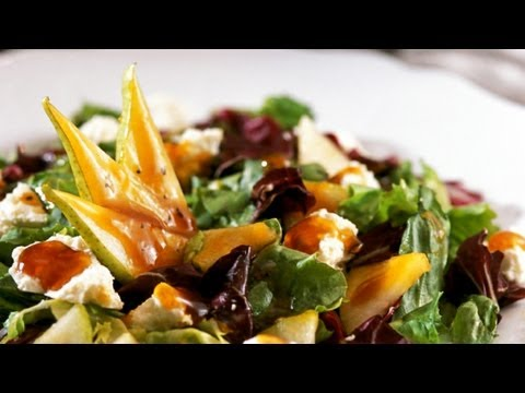 How to Cook Pear Salad | P. Allen Smith Cooking Classics