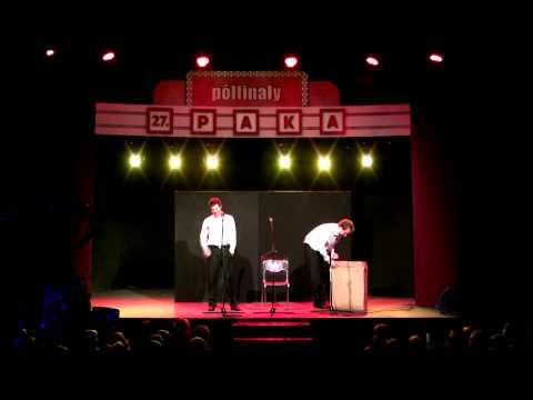 Kabaret Chwilowo Kaloryfer - Paczka