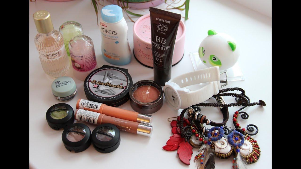 Покупки в тайланде косметика парфюм аксессуары - agaclip - make your video clips.