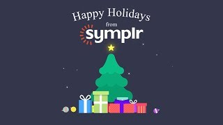 Happy Holidays from symplr!