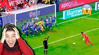 اجمل الاهداف النادرة التي من المستحيل ان تتكرر في كرة القدم - خارقين للطبيعة 😱🔞🔥 !!!
