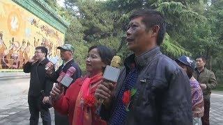 中国・北京で習近平氏礼賛の歌