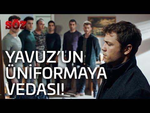 Söz | 30.Bölüm - Yavuz'un Üniformaya Vedası!