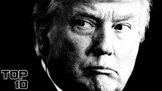Top 10 Laws Donald Trump Doesn't Have To Follow