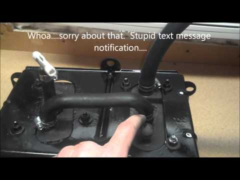P0455 - Evap System Leak Repair - 2001 Dodge Ram