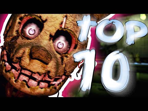 Fnaf 3 top 10 facts about spring trap five play and stream fnaf 3 10
