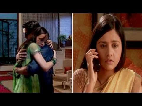 BIG NEWS !! Shyam CALLS Anjali in Arnav Khushi's Iss Pyaar Ko Kya Naam Doon 20th July 2012